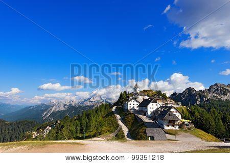 Monte Santo Di Lussari - Tarvisio Italy