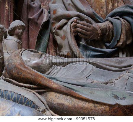 La Dormition de la Vierge Marie