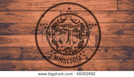 Minnesota Flag Brand