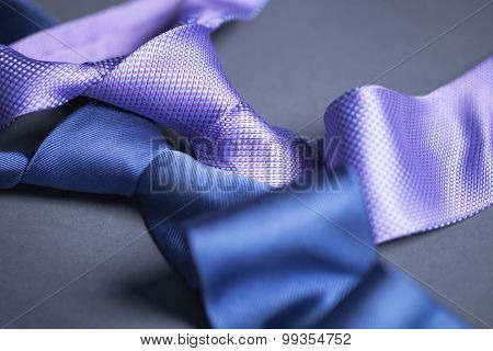 Necktie Close Up