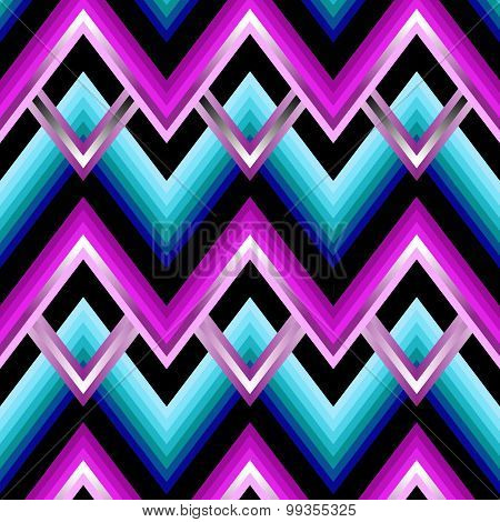 Zig Zag Background