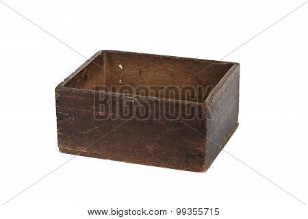Old Wooden Parcel