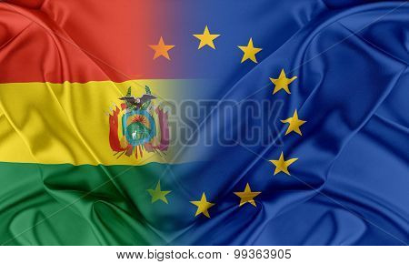 European Union and Bolivia.