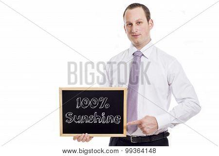 100% Sunshine