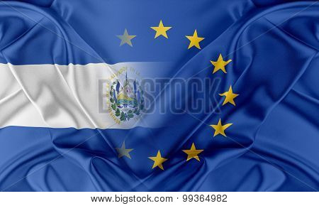 European Union and El Salvador.