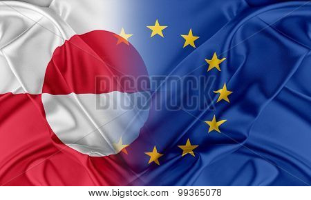 European Union and Greenland.