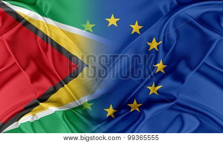 European Union and Guyana.
