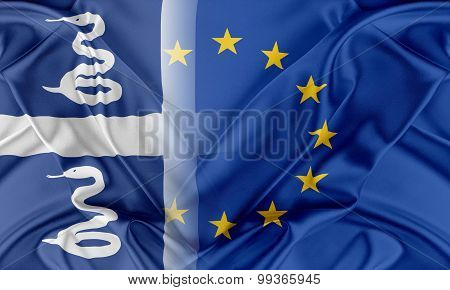 European Union and Martinique.