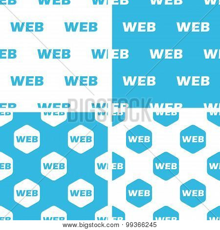 WEB patterns set