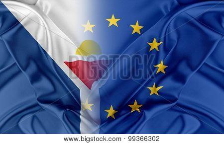 European Union and Saint-Martin.