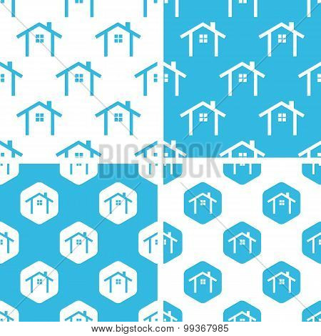 Cottage patterns set