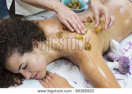 Massage grape bags