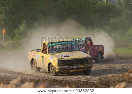 The Rally Championship