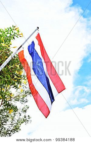 National Thai Flag
