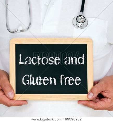 Lactose And Gluten Free