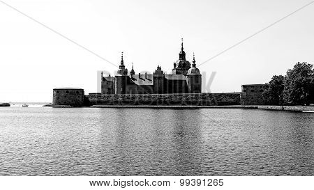 The legendary Kalmar castle