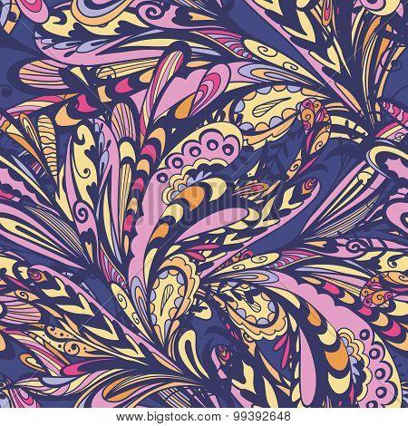 Autumn Creative Abstract Pattern