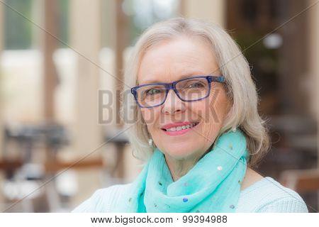 Beautiful Older Lady