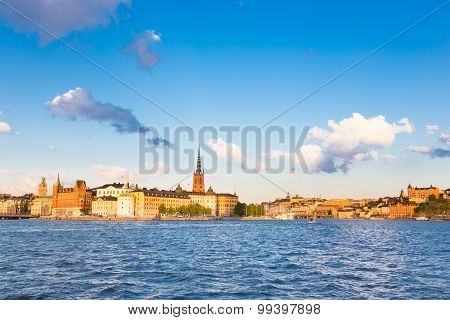 Gamla stan, Stockholm, Sweden, Scandinavia, Europe.