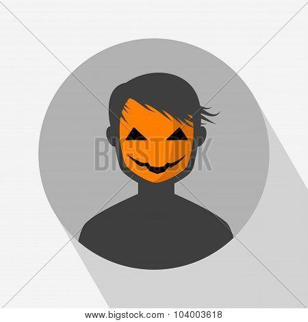 Halloween Avatar Icon