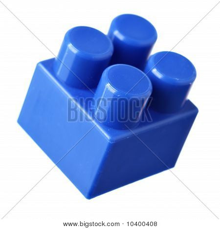 Blue Block Of Meccano