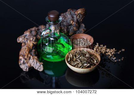 Magic Elixir, Herbs