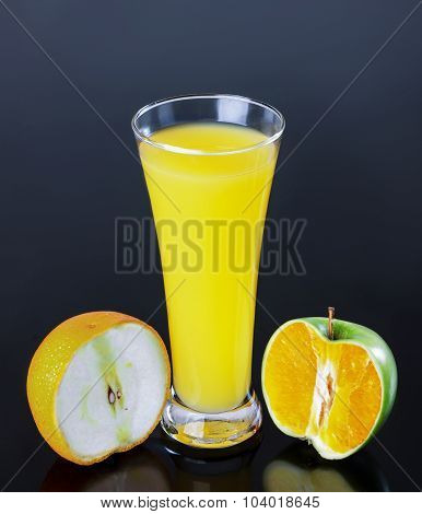Juice, Apple Orange