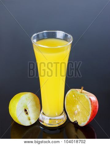 Juice, Apple, Lemon