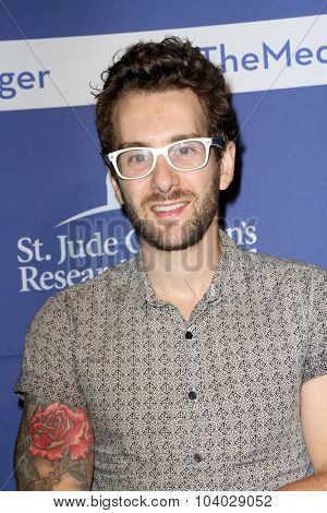 MOORPARK, CA - OCT 5: Will Champlin arrives at the 8th Annual Medlock/Krieger Invitational Golf Concert at the Moorepark Country Club in Moorpark, CA on October 5, 2015.
