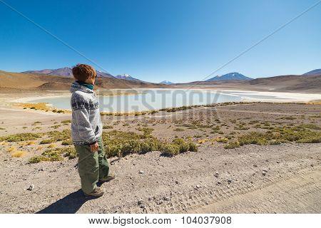 Tourist Watching