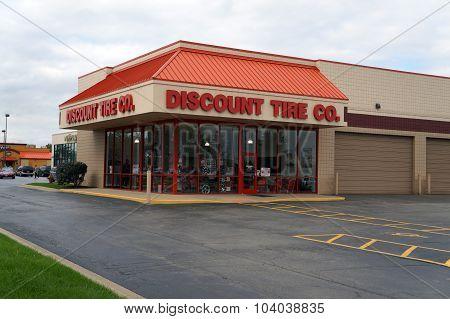 Discount Tire Company