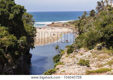 Lagoon Beach Ocean Holidays