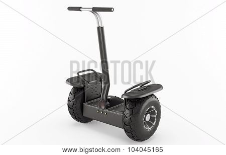 Self-Balancing two wheel scooter