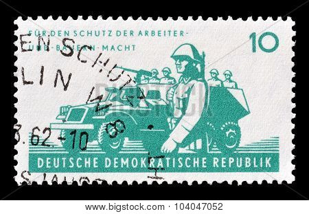 East Germany 1962