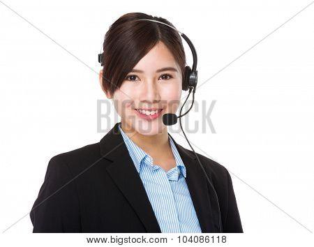 Call center assistant