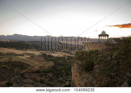 Viewpoint Of Puente Nuevo