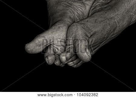 Nice Interesting Image of Fingers and Toes
