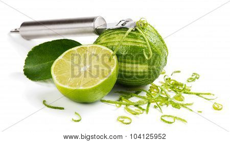 Lime And Zest