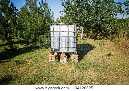 Water Tank.
