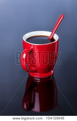 Cup Of Black Coffee,