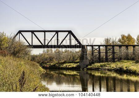 Bridge Over The Battle River