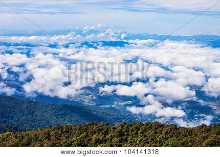Doi Inthanon Viewpoint
