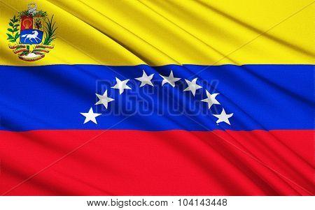 Flag Of Venezuela, Caracas
