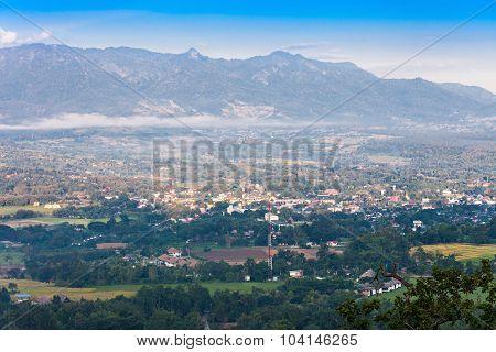 Pai Aerial View