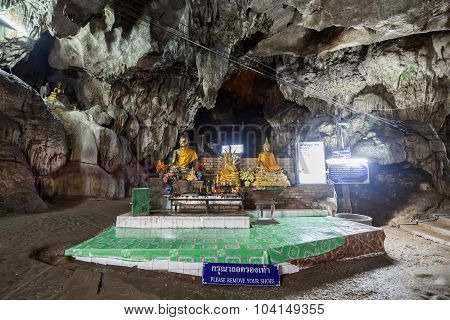 Chiang Dao Cave