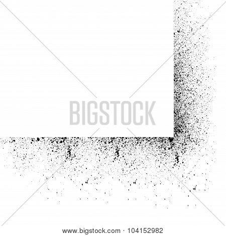 Ink blots square set-5