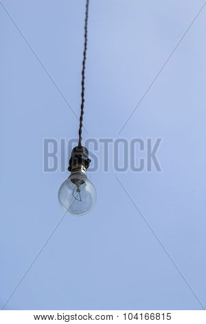 Lamp From Sky