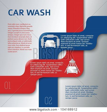 Carwash-layout-banner-cover-page-flyer-washing-car