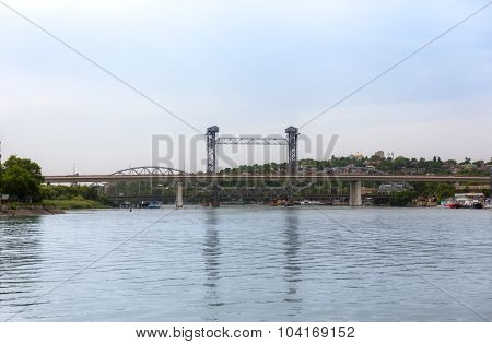 Bridges In Rostov-on-don