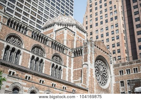 St. Bartholomew's Episcopal church, New York